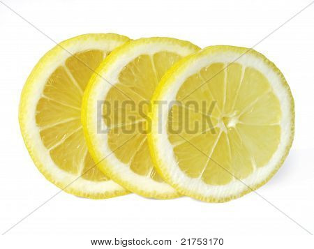 Lemon, yellow