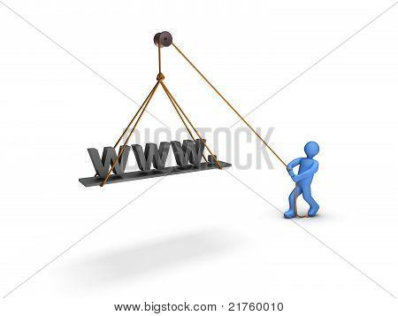 Uploading A Website