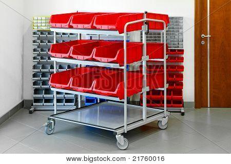Inventory Rack