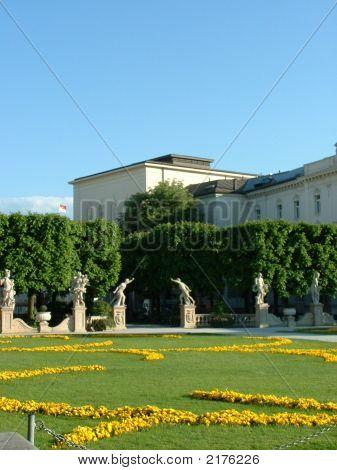 Mirabell Gardens Salzburg