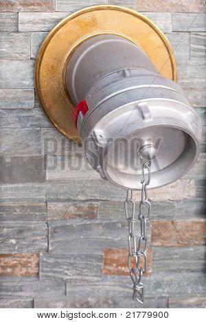 Auto-Sprinkler Standpipe Exterior Connector