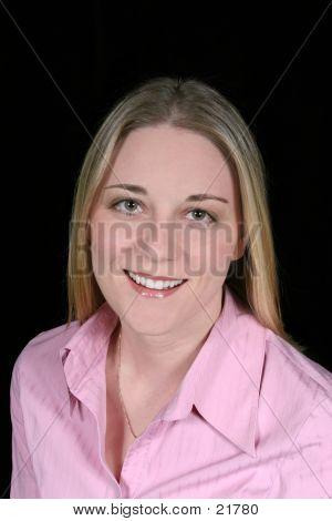 Portrait Of A Twenty-Nine Year Old Woman