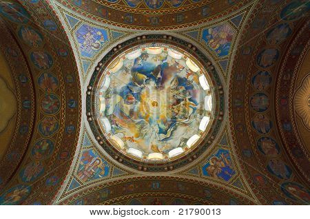 Dome Of The Voitive Church
