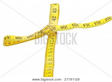 Measuring Tape Border