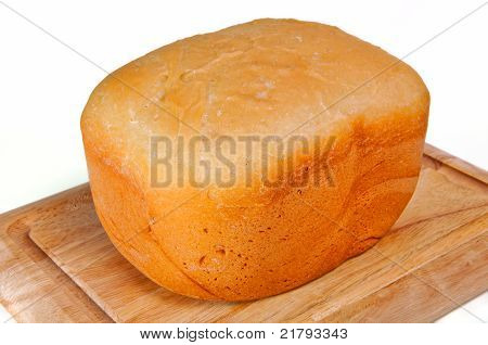 Homestyle White Bread