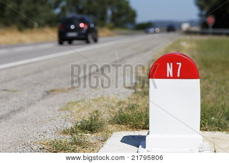 seven road