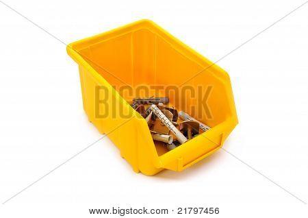 Box Dowel