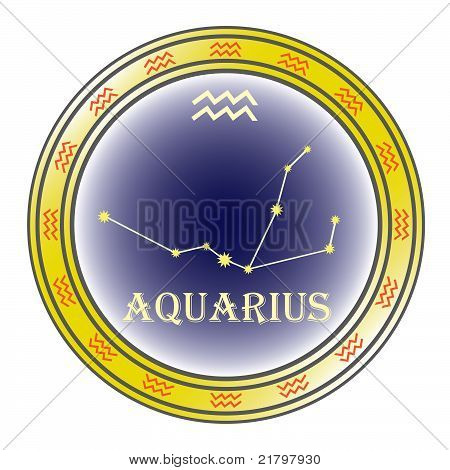Zodiac Sign Aquarius