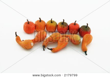 Many Gourds