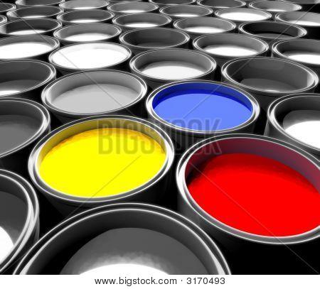 Paint Tank