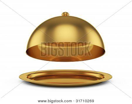 Golden Cloche