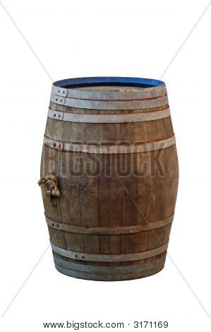 Barrel Isolated