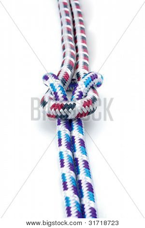 Rope, isolated on white background