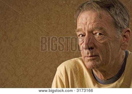 Man In A Yellow Shirt
