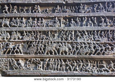 Epic Hindu Story Of The Mahabharat