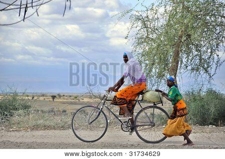 NGOROGORO -TANZANIA