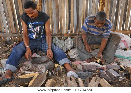 NGOROGORO -TANZANIA,