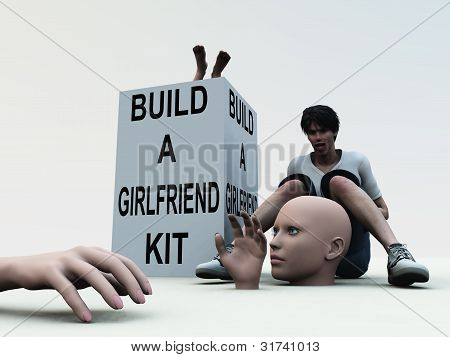 Build A Girlfriend