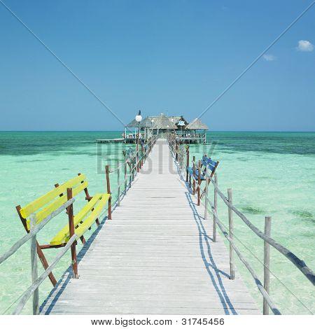 Santa Luc���a beach, Camaguey Province, Cuba