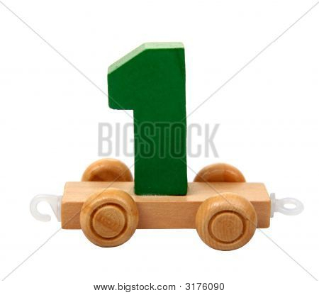 Wood Number 1