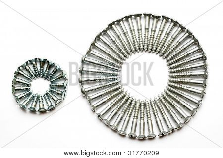 screws shape