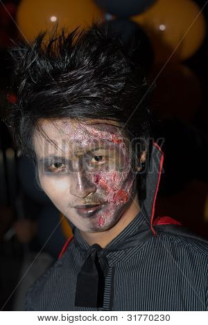 Halloween In Pattaya