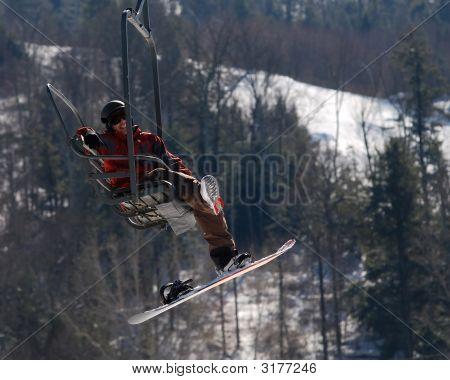 Snowboarding 002