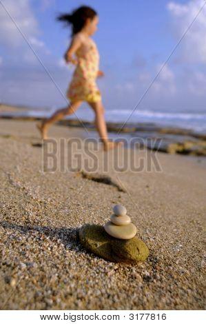 Balancing Stones Beach