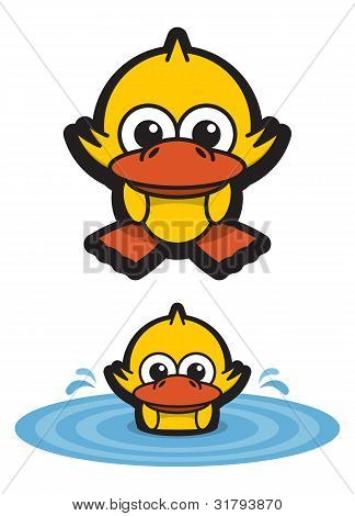 Funny Duckling