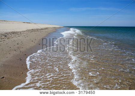 Cape Cod National Seashore Beach And Ocean