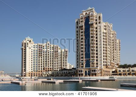 Residential Buildings in Dubai