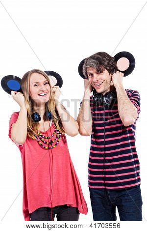 I'm Your Vinyl Mickey Mouse