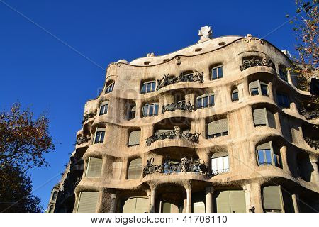 La Pedrera, Barcelona - Espanha