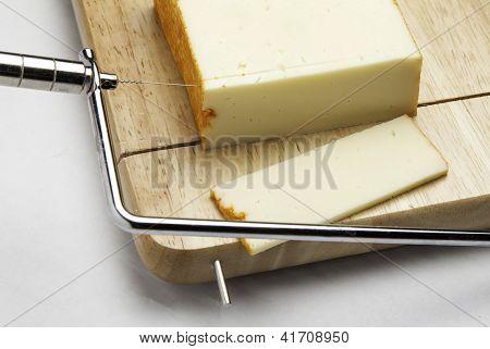 Cortar o queijo
