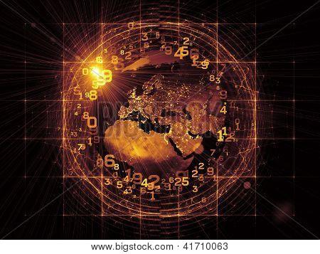 Earth Backdrop