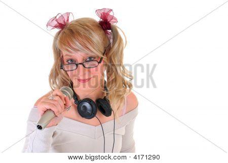 Teenage Singer Star