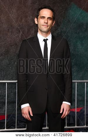 LOS ANGELES - JAN 31:  Radivoje Bukvic at the 'A Good Day to Die Hard