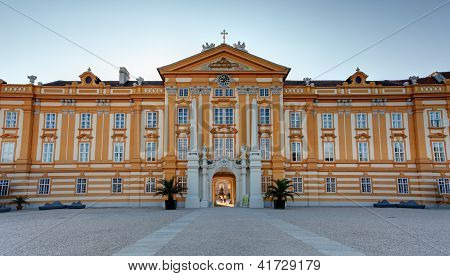 Stift Melk Abbey Church - Austria