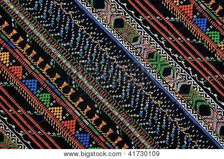 Fabric and cloth