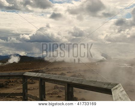 People In The Smoke