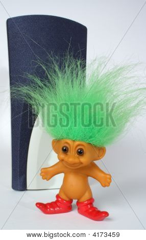 Doll The Troll
