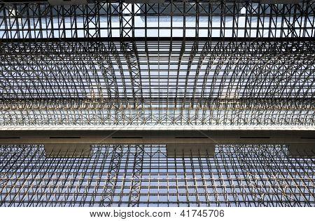 KYOTO, JAPAN - OCT 27: Kyoto Station