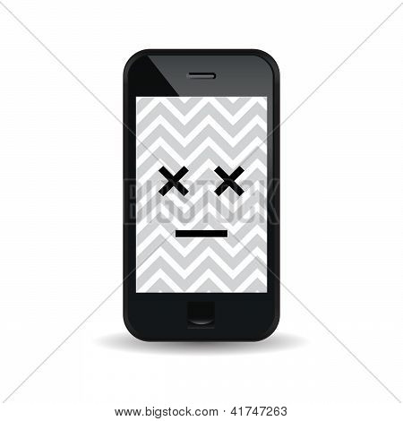 Dead Smartphone