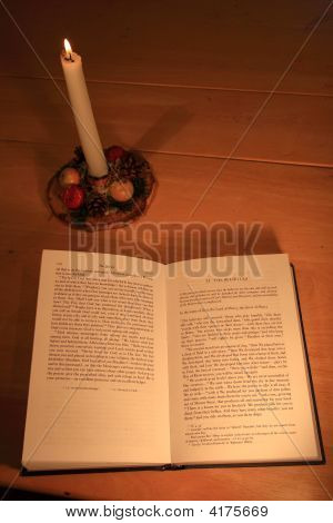 Quran By Candlelight