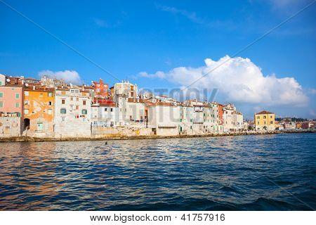 Old Istrian Town, Croatia.