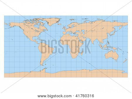Equirectangular Europe
