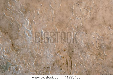 Paper Background Texture - Mouldy, Torn, And Damp Grunge Pattern!