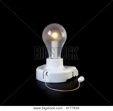 Burn Bulb Light