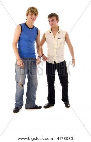Modern Boys Duet