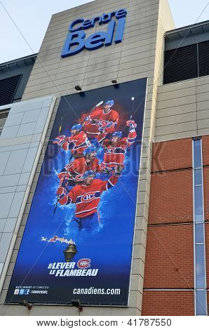 Bell Center, Montreal